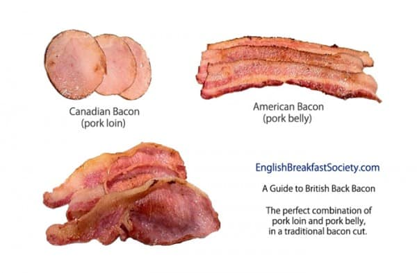 Nutted Out Nutrition - bacon guide