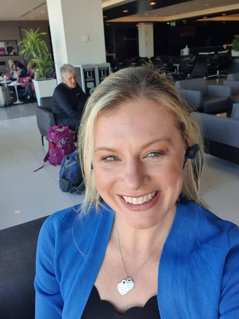 Melissa Adamski Travel Dietitian