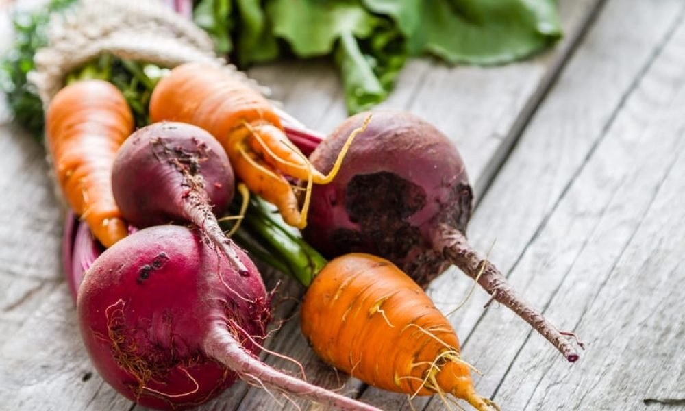 Vegetables in season in August - General & Travel Nutrition - Nutted Out Nutrition