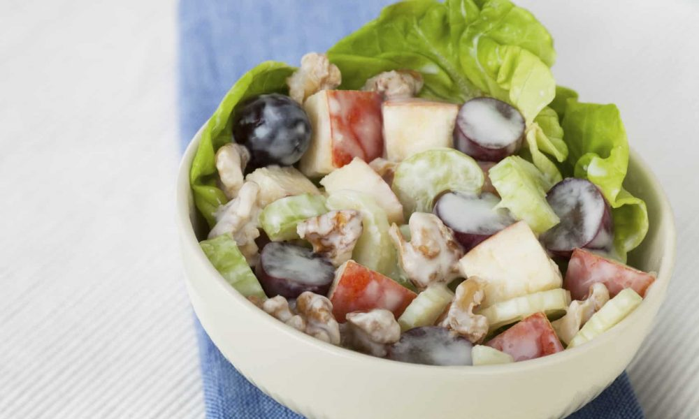Salads of the World: Waldorf Salad - Dietitians & Nutritionists - Nutted Out Nutrition