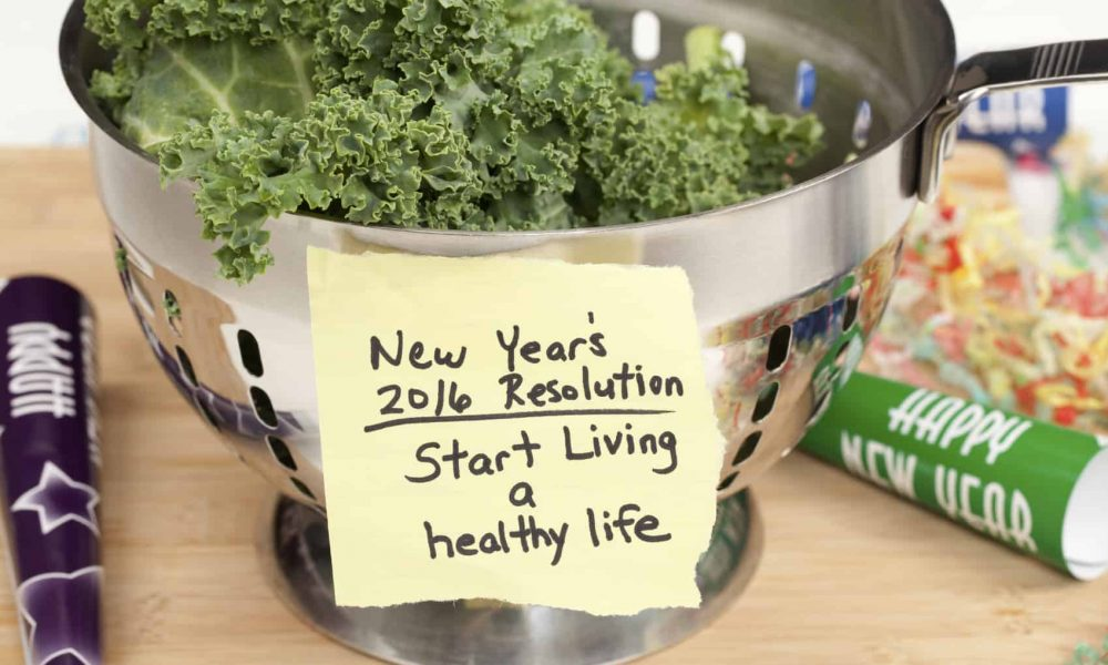 2016 New Years Resolution - How are your New Year's Resolutions going? Nutted Out Nutrition can help!