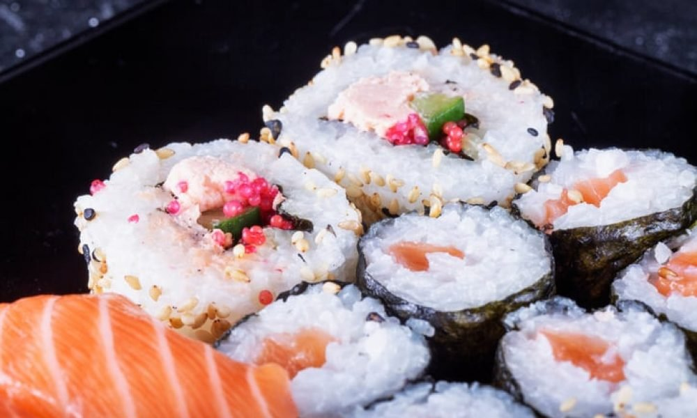 Is sushi a healthy choice? - General & Travel Nutrition - Nutted Out Nutrition