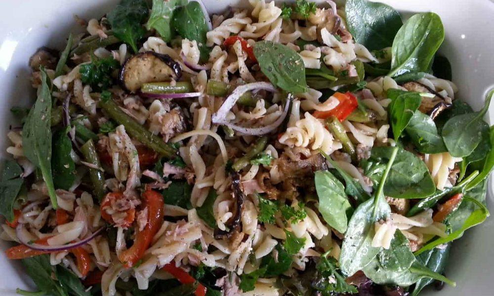 Salads of the World: Mediterranean Pasta Salad