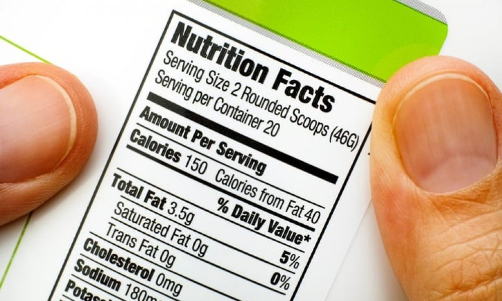 When it comes to food - what is a serving size? - General & Travel Nutrition - Nutted Out Nutrition